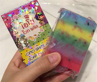 Wholesale Brand New Arrivals OMO White Plus Soap Mix Color Plus Five Bleached White Skin Gluta Rainbow Soap from dora