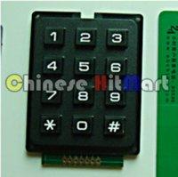 Wholesale NEW Key Membrane Switch Keypad x Matrix Array Matrix keyboard FAST RUNNER J370