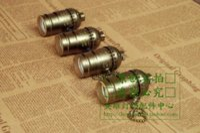 Wholesale E26 E27 Vintage bronze color Lamp holder Retro pendant light edison holder lamp DIY lamp accessories accessories container