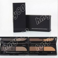 Wholesale HOT Professional Makeup Eyes Colors Eyebrow Powder Eyebrow Enhancers g