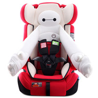 Wholesale 2016 New Design BIG HERO pattern Child safety car seat Child Chair for Car kids auto Seat months Years Old