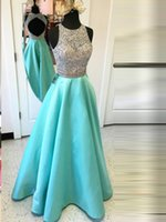 beautiful night photos - shiny new gorgeous beaded party dresses floor length high neck and alter sexy evening prom dress banquet beautiful night robe plus size