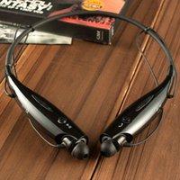 Wholesale Wireless Bluetooth Stereo Headphone Headset Earphone Earbud For iPhone HBS730