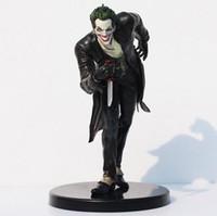 Wholesale DC Batman The Joker PVC Action Figure Collection Model Toy quot cm