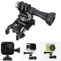 Wholesale Black Rotatable Ball Head Quick Release Buckle Mount Adapter For GoPro Hero Outdoor Sport Camera