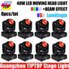 Wholesale High Quality W Mini Led Moving Head Light RGBW Led Spot Beam Mini Moving Head Stage Show Mini Disco Light V V