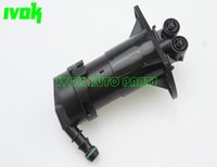 audi headlamps - Right Headlight Cleaning Washer Nozzle Pump Headlamp Washer Cylinder For Audi A6 C6 S6 OEM F0955102 F0