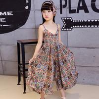 Wholesale 2016 new summer Korean children dress girls lovely Pantskirt Children garments