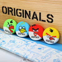 Wholesale bag Cute Birds Rubber Eraser for Kids Gift School Supplies Korean Stationery