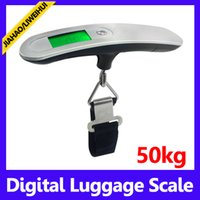 Wholesale Durable surface and wipe clean portable digital lage scale with belt moq