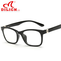 Wholesale DILICN brand design fashion women TR90 optical frame cheap price retro glasses frame Classic vintage eyeglasses frame