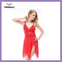 Wholesale Sex Photos Girls - England Hot Sex Girl Photo Gauze and Mesh Lingerie Baby Doll V-neck Sexy Lingerie Sexkiss for Women
