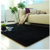 Wholesale Hot sale floor mats modern shaggy area rugs and carpets for living room bedroom shaggy carpets and rugs