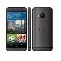 Wholesale original HTC M9 inch Quad core smart phone G RAM G ROM G LTE Unlocked Android Phone Refurbished