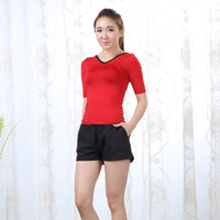 Wholesale LIXADA Women Breathable Sweat absorbent Sports Shorts Leisure Shorts for Running Gym Yoga Y2751