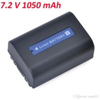 Wholesale NP FV50 NPFV50 V Series Battery mah for SONY NP FV30 NP FV70 NP FV100 NP FH50 Camera