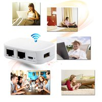 Wholesale Wireless Router G Modem USB Flash Drive b g n WiFi Router AP Mbp Wlan