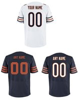 Wholesale Cheap Bears customize high quality embroidery Rugby jerseys elite jerseys any name any number PAYTON PERRY