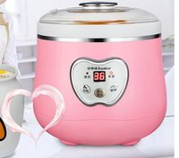 Wholesale glass ceramic cup household automatic yogurt machine liner rice wine