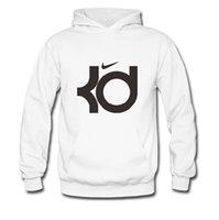 Wholesale Winter autum KD Man Woman Sweatshirts pullover Lover thicken fleece hoodies Fleece jacket Colors