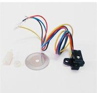 analog encoder - Photoelectric Speed Sensor Encoder Coded Disc code wheel for Freescale Smart car