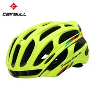 bicycle light blue - 2016 New Cairbull helmetCycling Helmet Road Mountain In mold Bicycle Helmet Ultralight Bike Helmet With LED Warning Lights Casco Ciclismo