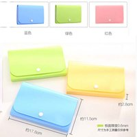 File Folders accordion file - 2pcs Multifunction A6 Accordion Style Bills Receipt File Document Bag Pouch Folder Card Holder Organizer File Holder Layers