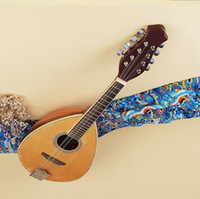 Wholesale New arrival music instrument Mandolin in natural