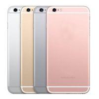I6S i6s PLUS 1: 1 Dual Core MTK6572 GooPhone i6s 3G Appel téléphonique avec 512MB / 4GB (peut montrer 1GB / 64GB) caméra 5.mp
