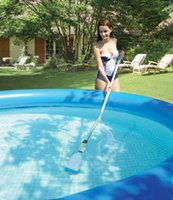 battery powered vacuum - Vac Battery Powered Swimming Pool Cordless Vacuum Broom Cleaner
