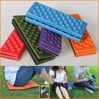 Wholesale Foldable Folding Outdoor Camping Mat Seat Foam XPE Cushion Portable Waterproof Chair Picnic Mat Pad Colors
