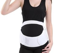 belly bands - Custom design Print logo Pregnancy Support Waist Back Abdomen Band Belly Brace Back Support for Back Pain Reduce Your Pain Today