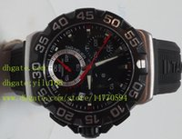 battery formulas - 2016 Mens High TOP Quality Formula CAH1110 Chronograph Watch with Rubber Band Swis Quartz Mens Watch Men s Mens Watch Men s Watches