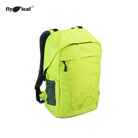 acs support - Fly Leaf Camera bag Green color thickened shock proof pressure dispersion shoulder strap YKK zipper ACS back support system