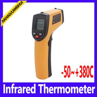 Wholesale Digital Infrared Thermometer range C ir temperature GM320