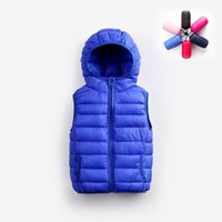 baby liner products - 2016 hot new products thick Cotton Liner Natural Color Kids Clothing outwear Preppy Style cm cm baby and kids Waistcoat