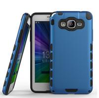 bears heavy duty - Hybrid in rugged rubber combo heavy duty bear anti shock cover case skin for Samsung Galaxy Grand Prime G530
