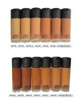 Wholesale New Makeup Face Pro Long wear Foundation Liquid ML color DHL Foundation Liquid
