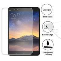 Wholesale Qiaogle Anti explosion Tempered Glass Screen Protector Ultra Hard For Xiaomi Mi Pad2 Zoll Premium Screen Protector