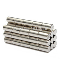 Wholesale 50pcs N52 Super Strong Round Disc Cylinder Magnets x mm Rare Earth Neodymium