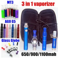 Cheap 3 in 1 vaporizer Best e cigarette dry herb vaporizer