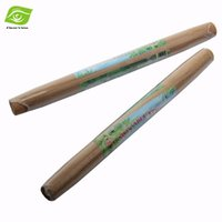 bamboo rolling pin - 1PC Kitchen Accessories Bamboo Fandont Rolling Pin CM Cake Decoration Tools Dough Roller