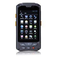 barcode terminal android - 4 inch android IP65 barcode fingerprint rugged handheld terminal UHF handheld terminal