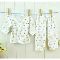 Wholesale 0 Months Newborn Baby Cotton Underwear Set girls underwear Children kids underwear Briefs Kids Cute Pantie