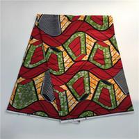 batik fabrics - New African Wax Fabric For Dress Nigerian Super Wax Wrapper Wax Fabric Beautiful African Real Wax Fabric Batik Wax Fabric