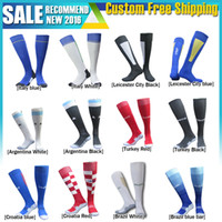basketball argentina - 16 soccer socks Spain Germany Ireland Leicester City Brazil Turkey and Colombia Sweden Movement Argentina soccer socks sport sock men