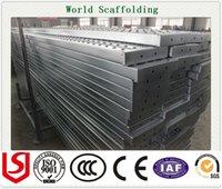 Wholesale Galvanized Scaffolding Metal Plank hot dip galvanized metal scaffold plank