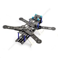 airplane transformer - Pure Carbon Fiber Transformer Quadcopter Kit BLUE W345 BL carbon fiber hybrid bike fiber optic christmas ornaments