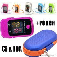 Wholesale Health care Finger Pulse Oximeter pulse oximeter Oximetro de dedo Pulsioximetro CE oximeter finger pulsometro oximeter a finger