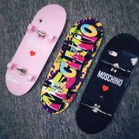 america skate - 2016 Newest Skate Scooter Cases Creative Europe America Style Graffiti Skate Scooter with wheels Hard Back Cover for Iphone S SE S Plus